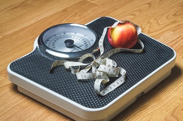 balance, perdre du poids